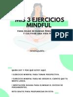 Mindfulness Gratis