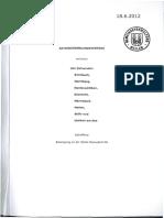 860.1 Spital Mannedorf Aktionarbindungsvertrag