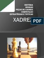 História e regras do xadrez
