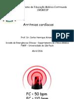 Slide Arritimias