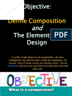 E and P of Design SLO Study Guide