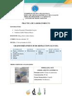 Informe de Resultados Del Citrato de Piperazina
