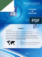 Catálogo servicios aire seco.compressed