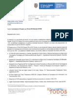 Carta Del Ministerio TIC a Carlos Andrés Cuervo