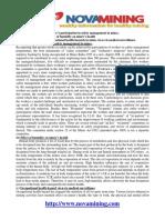 Legislation Important Notes 258 Mineportal