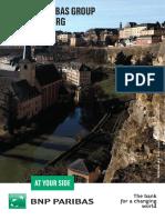 Leaflet Bnp Paribas Luxembourg