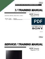 SONY KDL-46EX650 Service-Training Manual.pdf