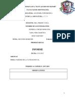 CAVIDAD BUCAL(informe)