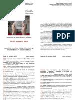 programme électronique La médiatisation de l'écrit pour les conférenciers