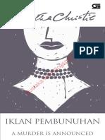Ebook Agatha Christie