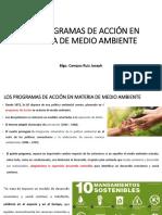 Los Programas de Acción en Materia de Medio Ambiente-1