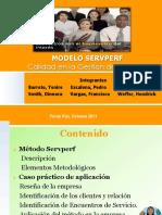 Modelo Servperf