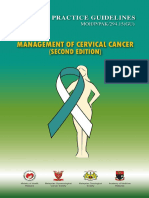 CPG cervical cancer