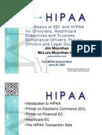 EDI HIPAA