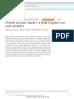 jurnal variasi iklim dan variabilitas hasil panen