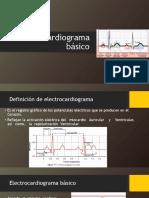 ELECROCARDIOGRAMA BASICO