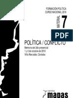 Curso MAPAS 2010 - Material 7