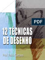 12 Tecnicas de Desenho