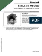 Honeywell S4565.PDF