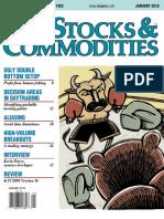 01 - 2016 - JAN Technical Analysis of Stocks & Commodities