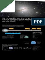 La Formación Del Universoa