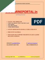 Description of Indian Coalfield-1