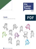 Lisbon Treaty Guide English