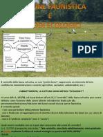 La Gestione Faunistica Con Metodi Ecologici GENERICA