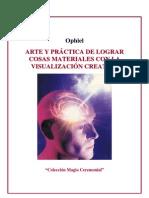 Ophiel - Arte Y Practica Visualizacion Creativa