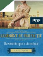 Anne Perry...Legamant de Protectie Aventuri in Epoca Victoriana