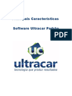 Caracteristicas Software automotivo Ultracar