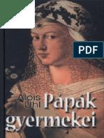Alois Uhl_-_A Pápák Gyermekei