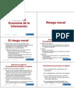 ECONOMIA INFORMACION - RIESGO MORAL.pdf