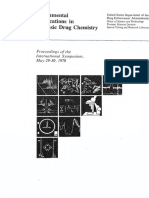 Instrumental Applications in Foresic Drug Chemistry