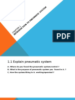 Chapter 1 - Introduction to Pneumatic and Hydraulic