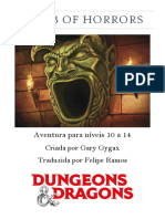 D&D 5E - Tomb of Horrors - Biblioteca Élfica