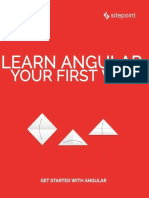 Learn Angular Your First Week