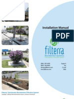 Filterra - Installation_Manual
