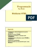 HTML Molduras Quadros Frame