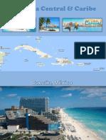 Plano de viagem - America Central & Caribe Geraldo Jr.