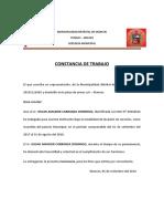 Municipalidad Distrital de Mancos