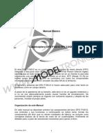 Manual F183-D Modeltronic