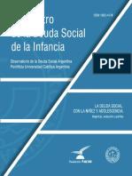 2010 Observatorio Barometro Deuda Social Infancia