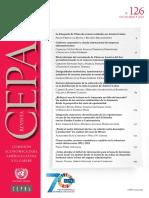 CEPAL Revista 126 Dic. 2018 [ALyC y China]