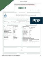 Registro de Fichas Técnicas