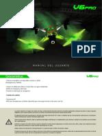 Manual v6pro