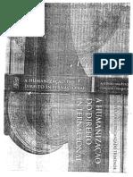 U1 CANÇADO TRINDADE - A Humanizaç_o do direito internacional.pdf