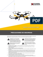 Wb User Manuals Document Url 77 Manual Instrucciones Focus Drone Es