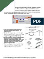Sensor Bimetal