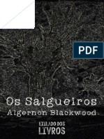 Algernon Blackwood - Os Salgueiros